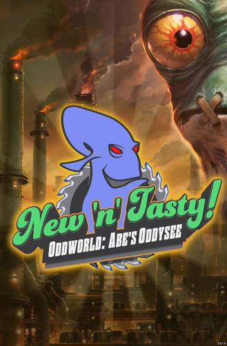 Oddworld: Abe's Oddysee New n' Tasty (1.02 (Update 2)) (2015) [Lossless RePack, RU / Multi10, Arcade] от Diavol