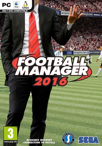 Football Manager 2016 (2015) [RUS/ENG][Steam-Rip]