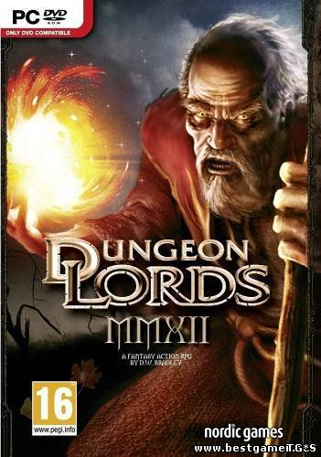 Dungeon Lords MMXII (Nordic Games) (ENG) [L]