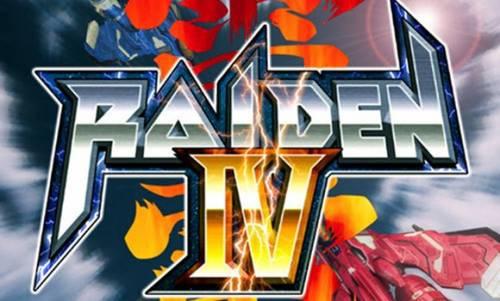 Raiden IV: OverKill [2015|Eng]