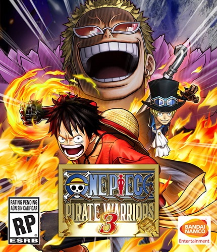 One Piece Pirate Warriors 3: GOLD Edition (ENG/MULTI5) [Repack]