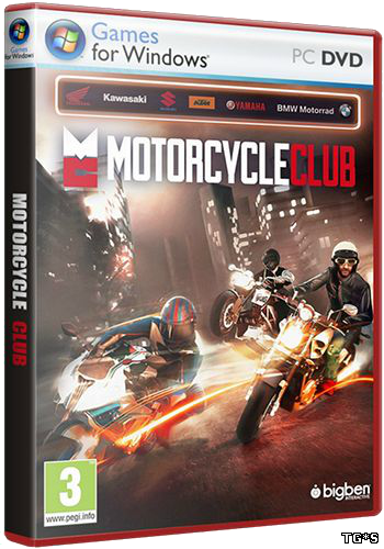 Motorcycle Club (2014) [ENG][L]
