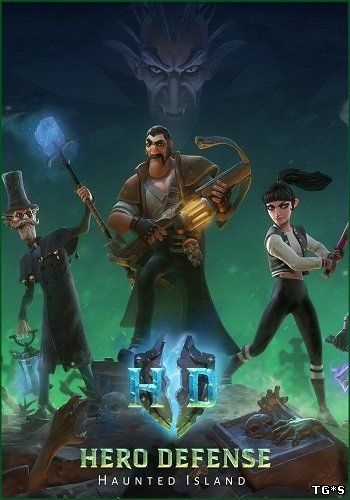 Hero Defense - Haunted Island [v 1.2.1.3490r] (2016) PC | RePack от Other's