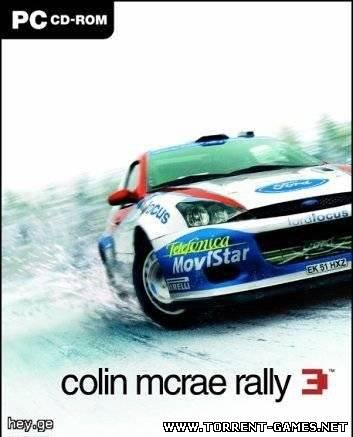 Colin McRae Rally 3 (2003/PC/Rus)