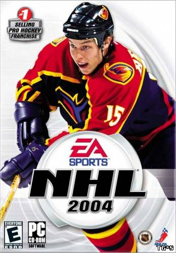 NHL 2004 + NHL04 Rebuilt + Project V3 European hockey mod (2013/PC/Eng)