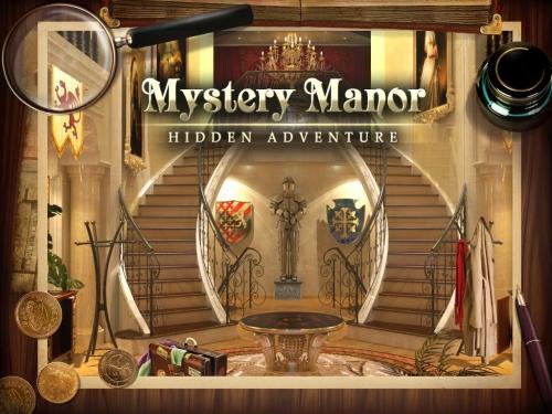 Загадочный Дом / Mystery Manor (2015) Android