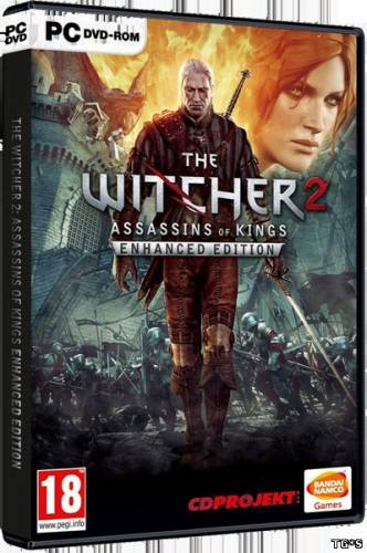Ведьмак 2: Убийцы Королей / The Witcher 2: Assassins of Kings - Enhanced Edition (2012) PC | RePack от FitGirl