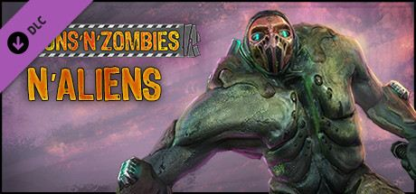 Guns n Zombies: N'Aliens (2015) PC | Лицензия