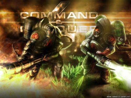 Command & Conquer 4: Tiberian Twilight (2010) PC | Lossless Repack by -=Hooli G@n=-