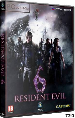 Resident Evil 6: Complete Pack [v 1.0.6] (2013) PC | RePack by Other s
