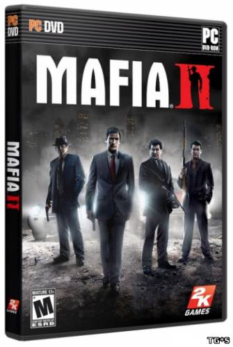 Мафия 2 / Mafia II: Director's Cut [Update 5] (2011) PC | Лицензия