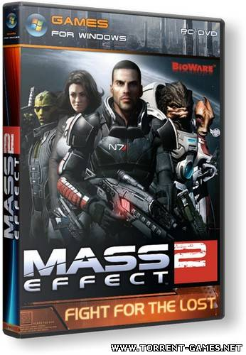 Mass Effect 2 + 25 DLC (2011) PC | RePack от Ultra