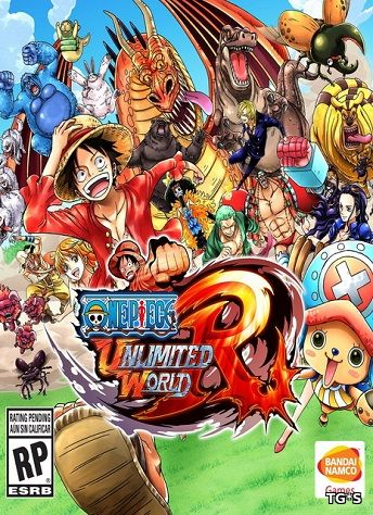 One Piece: Unlimited World Red - Deluxe Edition [ENG / JAP] (2017) PC | Лицензия