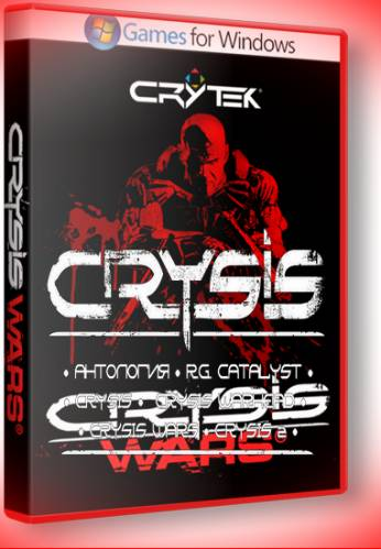 Антология Crysis (Electronic Arts) (RUS/ENG) [Lossless Repack] от R.G. Catalyst