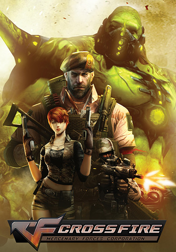 Cross Fire[RePack by TheSecret][2010, FPS / Online-only / Action]