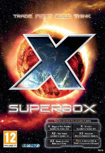 X: Superbox (1999-2013) PC | RePack by R.G. Catalyst