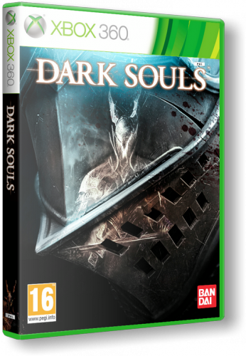 [XBOX360] Dark Souls [PAL][RUS] (XGD3) (LT+ 2.0)
