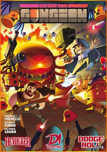 Enter The Gungeon: Collector's Edition [v 1.1.4] (2016) PC | RePack by cbble