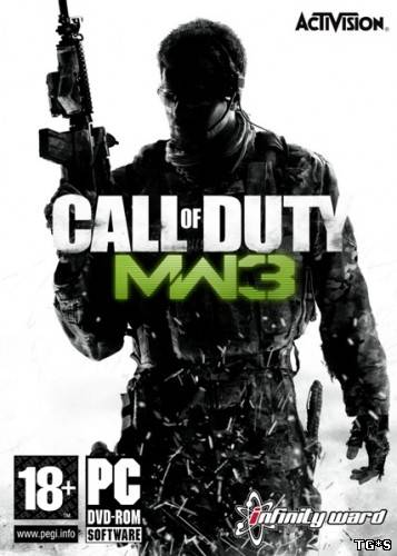 Call of Duty: Modern Warfare 3 (Новый Диск) (ENG/RUS) [L|Steam-Rip] от R.G. Игроманы