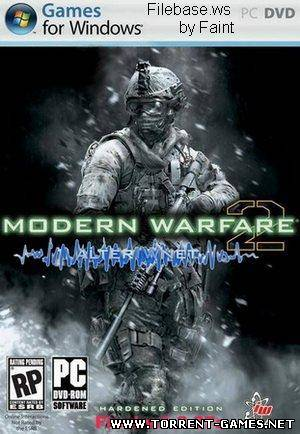 Call of Duty Modern Warfare 2 AlterIWnet Pre-Final (Version 1337a +2 DLC) / Call of Duty Modern Warfare 2 Multiplayer [2010] PC