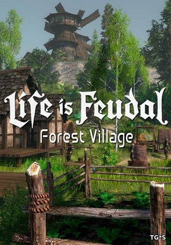 Life is Feudal: Forest Village [v 1.1.6719] (2017) PC | RePack by Other s