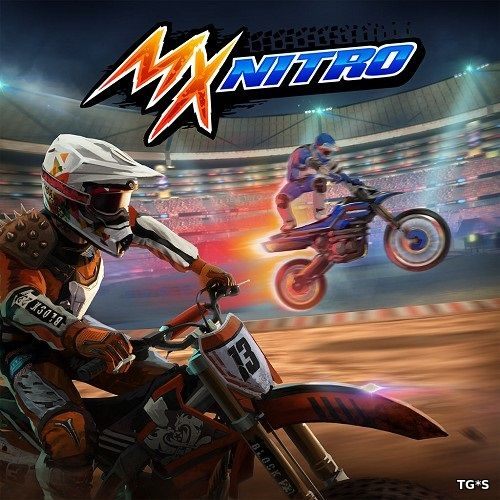 MX Nitro (2017) PC | RePack by R.G. Механики