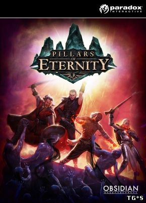Pillars of Eternity: Royal Edition [v 3.04.1165] (2015) PC | Steam-Rip от R.G. Игроманы