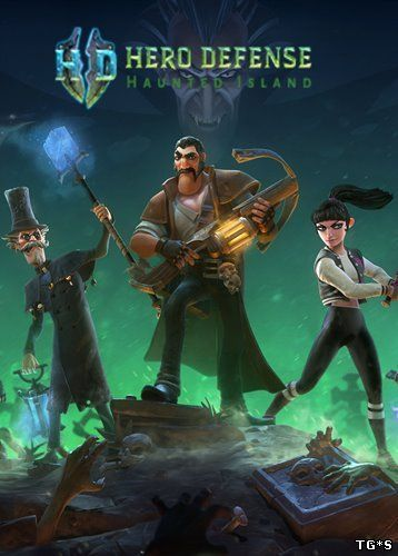 Hero Defense - Haunted Island [v 1.1.1.3436r] (2016) PC | Repack