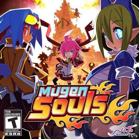 Mugen Souls (2016) PC | Лицензия