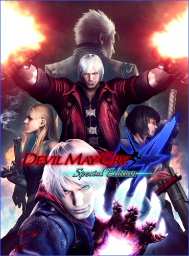 Devil May Cry 4: Special Edition (Любительский / Dark Sonic) (Текст)