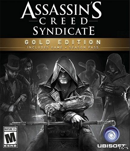 Assassin's Creed: Syndicate - Gold Edition (RUS/ENG/MULTI16) [Repack]