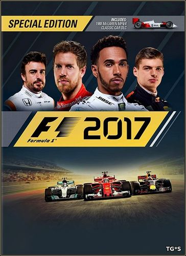 F1 2017 [v 1.6 + DLC's] (2017) PC | RePack by FitGirl