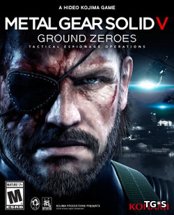 Metal Gear Solid V: Ground Zeroes [v 1.005] (2014) PC | RePack by FitGirl