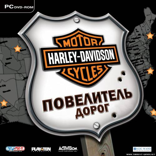 Harley-Davidson: Race to the Rall(Rus)