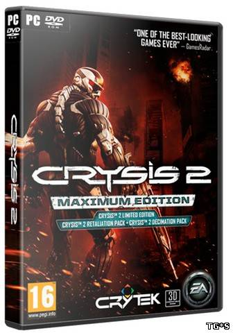Crysis 2: Maximum Edition [v1.9] (2011) PC | RePack
