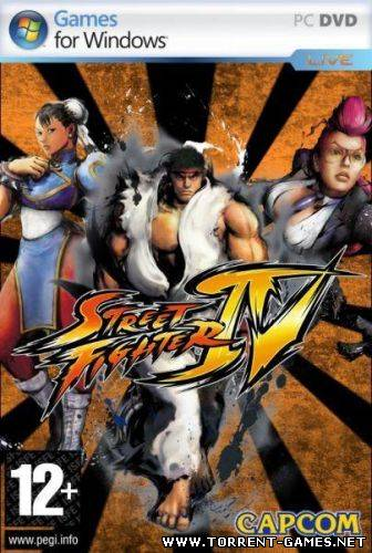 Street Fighter IV (2009) PC Repack