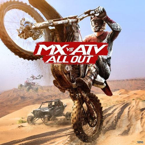 MX vs ATV: All Out [v 2.1.1 + DLCs] (2018) PC | RePack by FitGirl