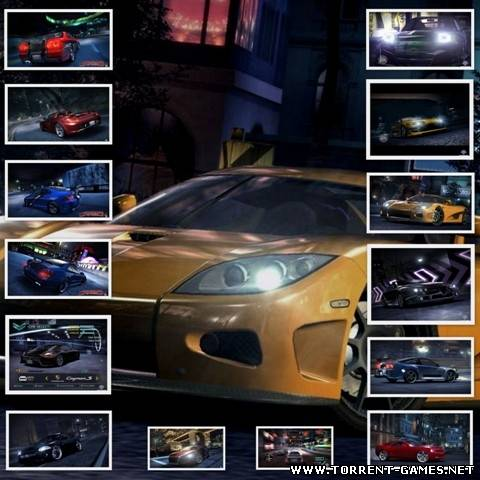 Need for Speed Carbon Collector's Edition/RePack