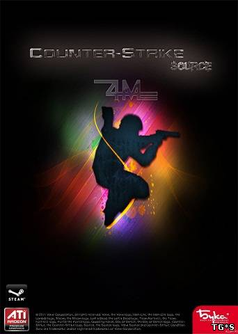 Counter-Strike: Source 4M Final Edition v1.0.0.59 (2011)