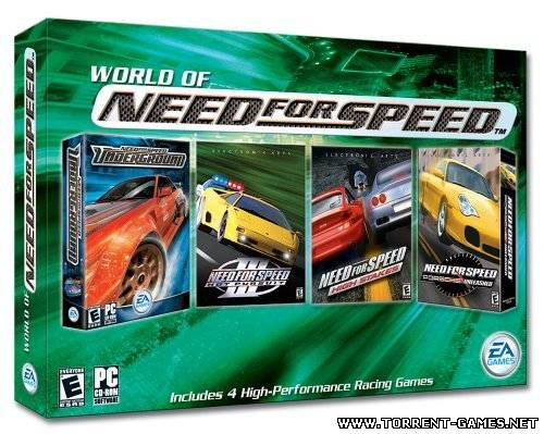 Need for Speed Collection