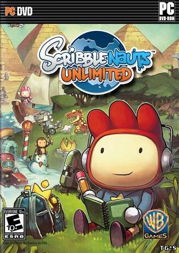 Scribblenauts Unlimited (2012/PC/Eng)