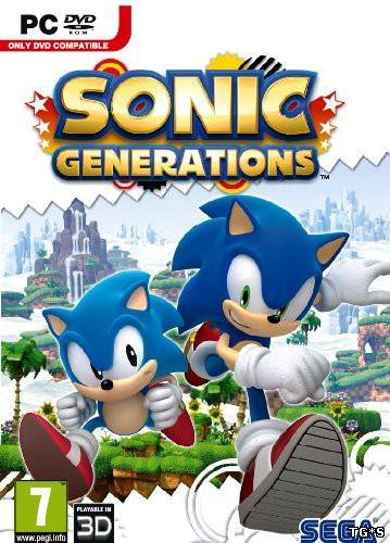 Sonic Generations (2011/PC/RePack/Rus) by Fenixx