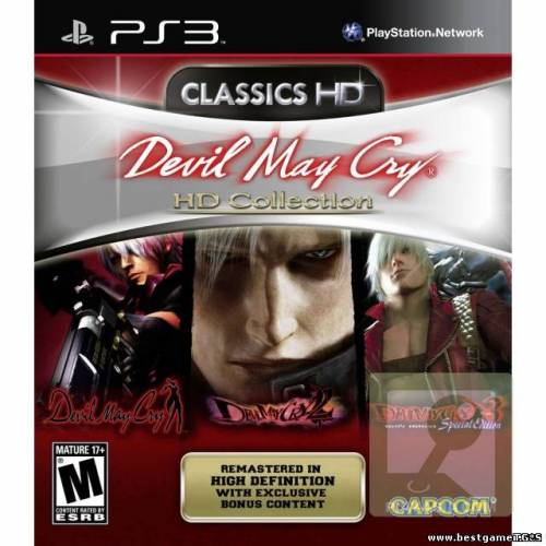Devil May Cry HD Collection[EUR/ENG]