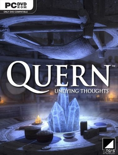 Quern: Undying Thoughts [v 1.10] (2016) PC | Лицензия GOG