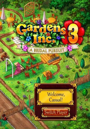 Gardens Inc. 3: A Bridal Pursuit / [2014, Симулятор, тайм менеджмент ...
