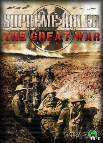 Supreme Ruler The Great War [ENG] (2017) PC | Лицензия