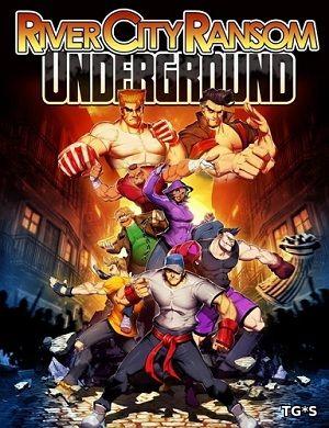 River City Ransom: Underground (Conatus Creative Inc.) (GOG) (RUS / JAP) [L]