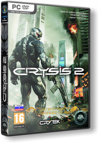 Crysis 2 Limited Edition (v1.9) (Electronic Arts) (RUS/ENG) [Lossless Repack] от R.G.Torrent-Games