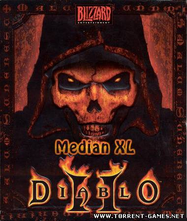 Diablo 2 Median XL (2010 RUS)
