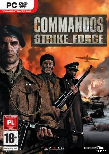 Commandos: Strike Force [RePack] [2006|Rus]